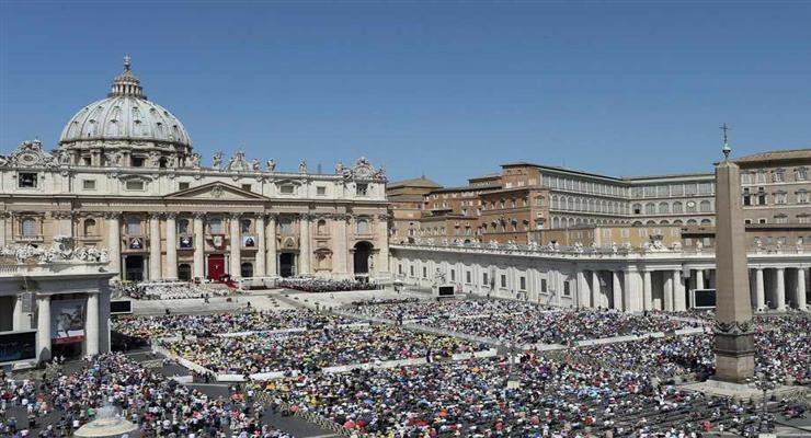 фінансовий звіт про нерухомість Ватикану