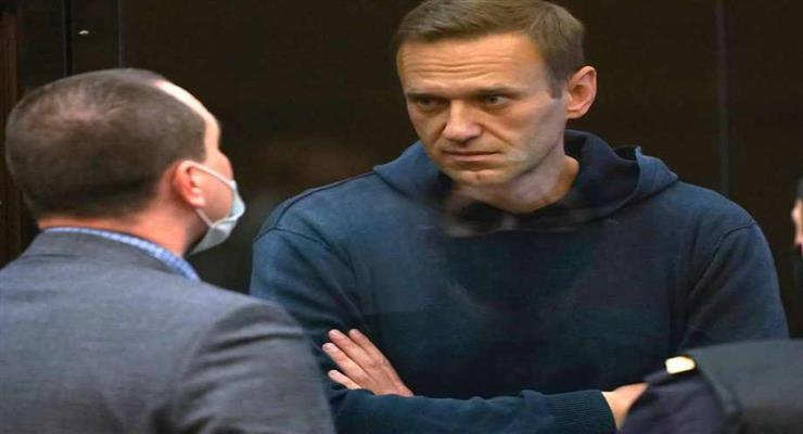 заблокирован сайт Навального