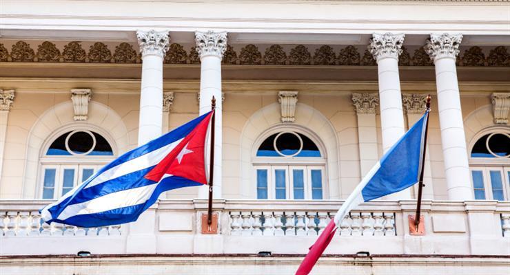 напад на кубинське посольство