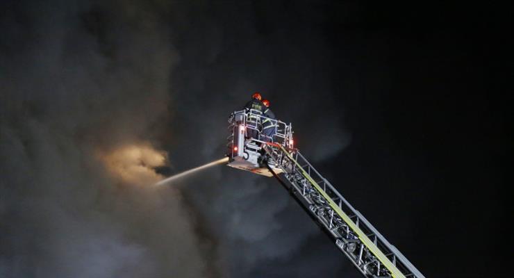 велика пожежа в Афінах