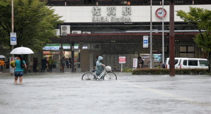 евакуація через повінь