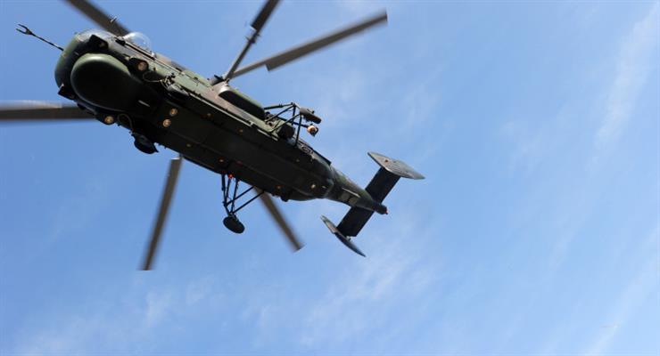 розбився військовий вертоліт