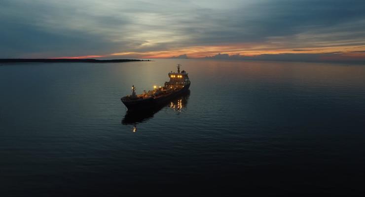 напад на корабель біля узбережжя Оману