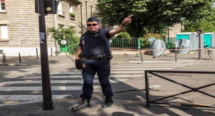 ДТП в Парижі