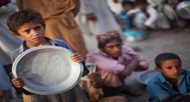 пандемія збільшила кількість голодуючих
