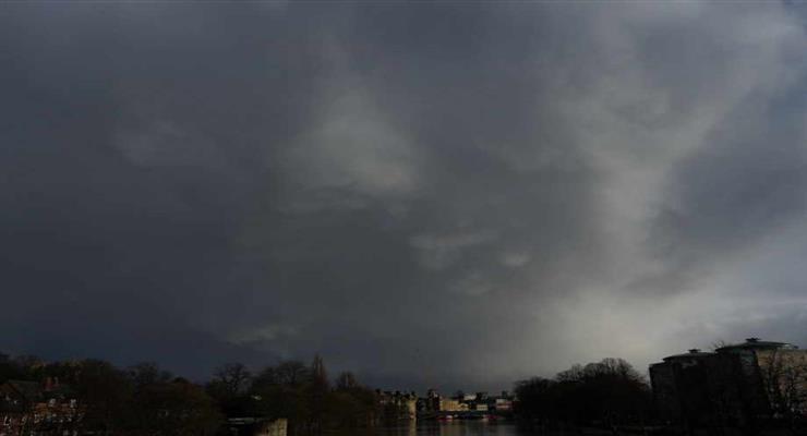 шторм в Хорватии