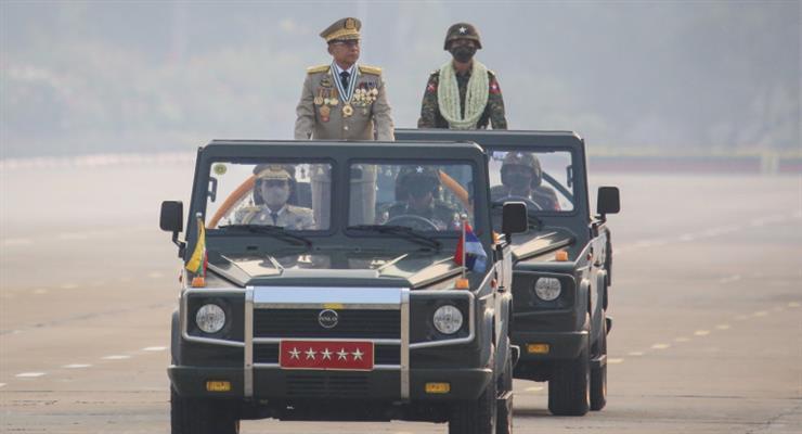 головнокомандувач армії М'янми зайняв пост прем'єр-міністра
