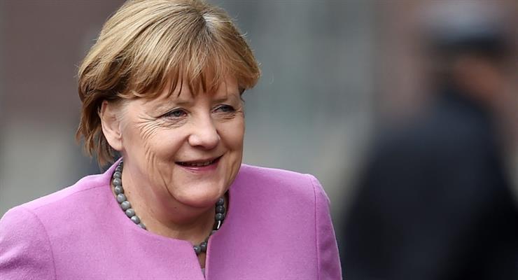 німцям подобається Меркель, як канцлер