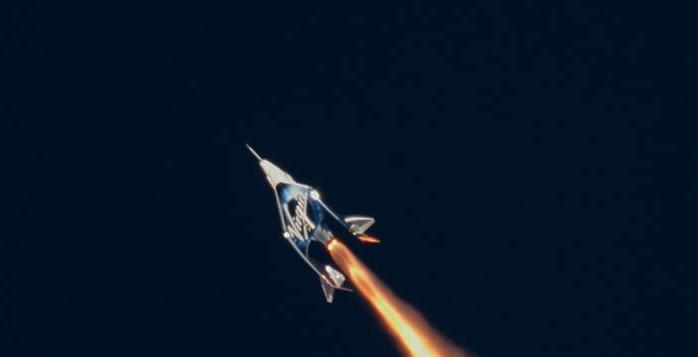 Virgin Galactic продає квитки в космос