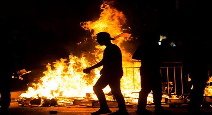 повітряні кулі стали причиною пожеж