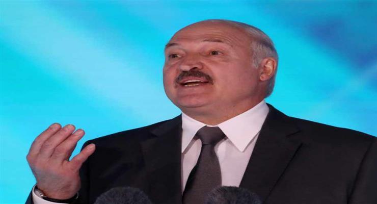 відповідь Лукашенко Лондону