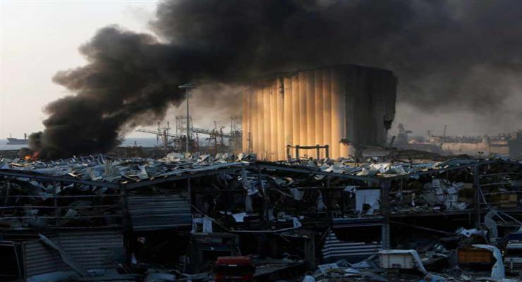 потужний вибух в Стамбулі