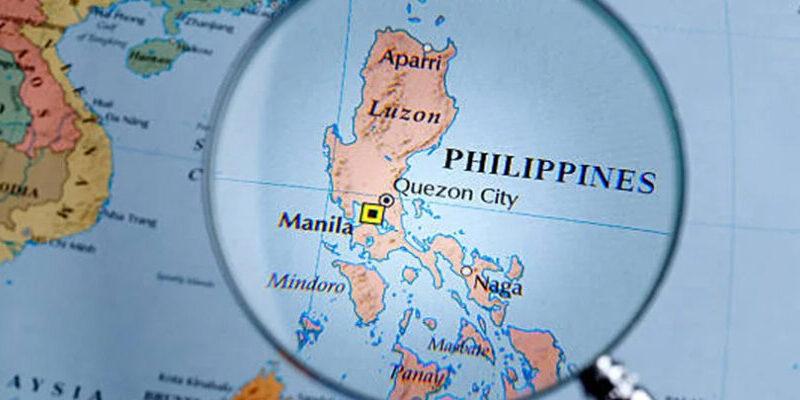 землетрус магнітудою 7,2 потряс Філіппіни