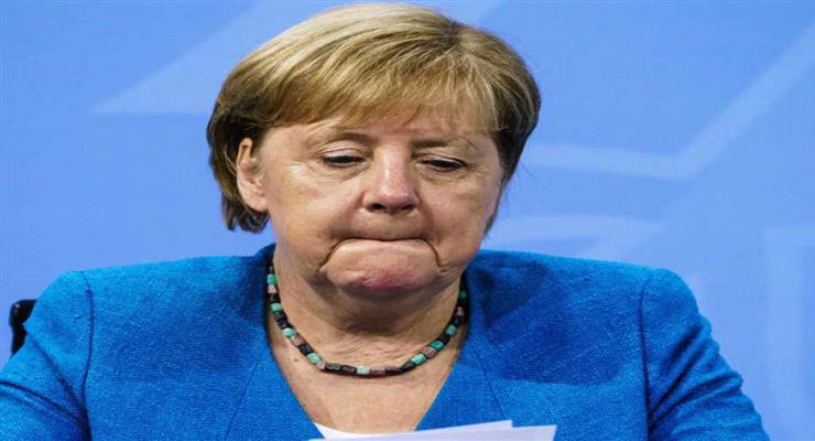 визит Меркель в Москву и Киев