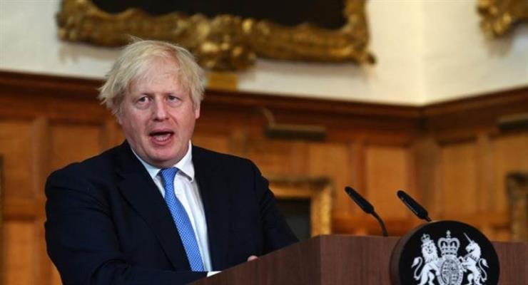 Джонсон созывает встречу G-7 по Афганистану