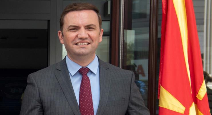 Республіка Північна Македонія знову вислала російського дипломата