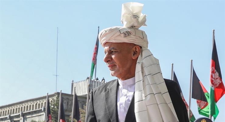 Ашраф Гані планує повернутися в Афганістан