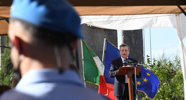 Італія закликала до екстреного саміту G20 щодо Афганістану