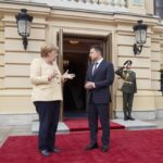 Росія розкритикувала Меркель за її коментарі в Києві про конфлікт в Україні