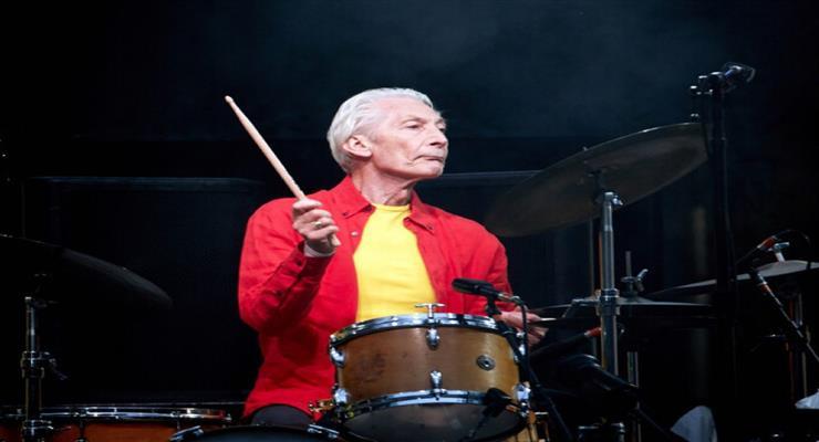 помер барабанщик Rolling Stones Чарлі Уоттс
