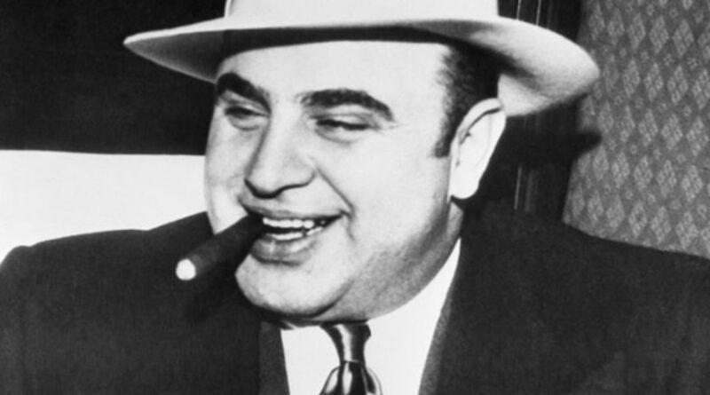 внуки Аль Капоне продають його особисті речі