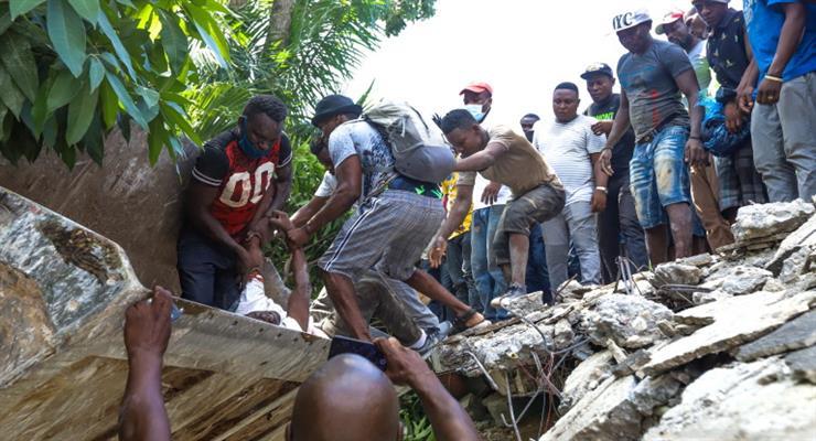 ООН вимагає 187 мільйонів доларів на допомогу Гаїті