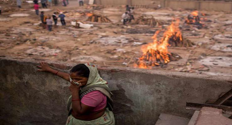 68 жертв невідомого вірусного захворювання в Індії, 40 з них - діти