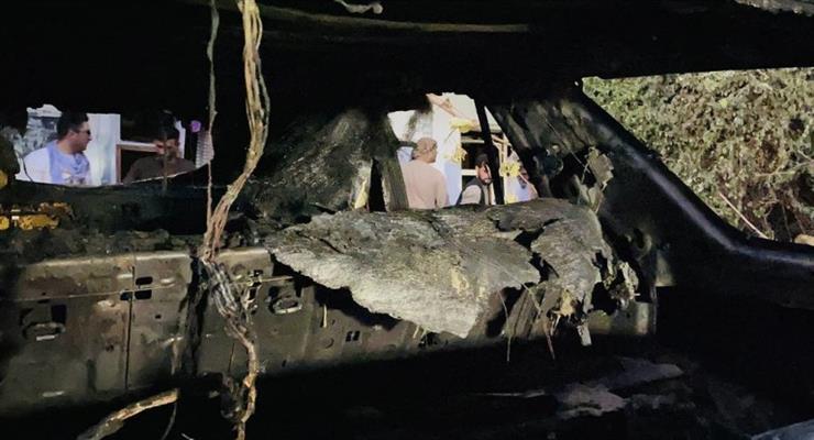 дев'ять людей загинули в результаті ракетного удару США по Кабулу
