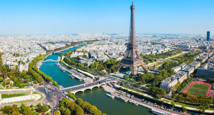 Париж обмежує швидкість машин до 30 км / год