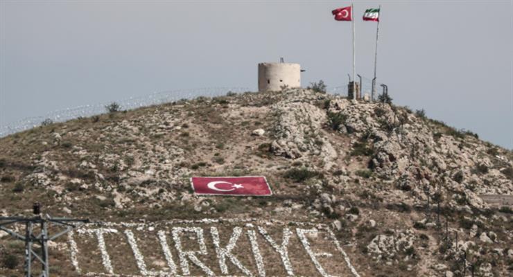 Туреччина побудувала 43-кілометрову ділянку забору вздовж кордону з Іраном