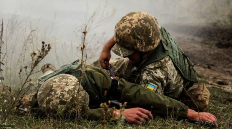 украинский солдат убит, двое ранены в восточном регионе страны