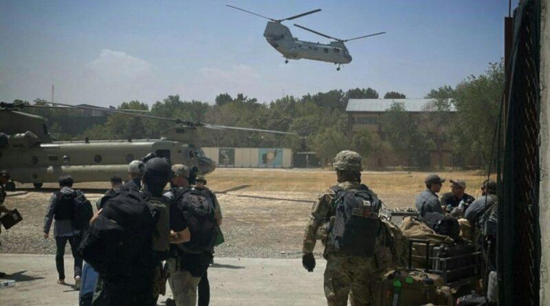 західні дипломати масово покинули Кабул