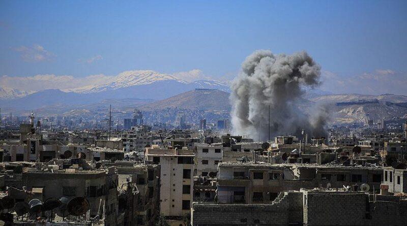 вибух в Дамаску