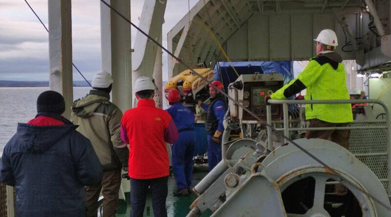 росіяни виявили реактор атомного підводного човна в Карському морі