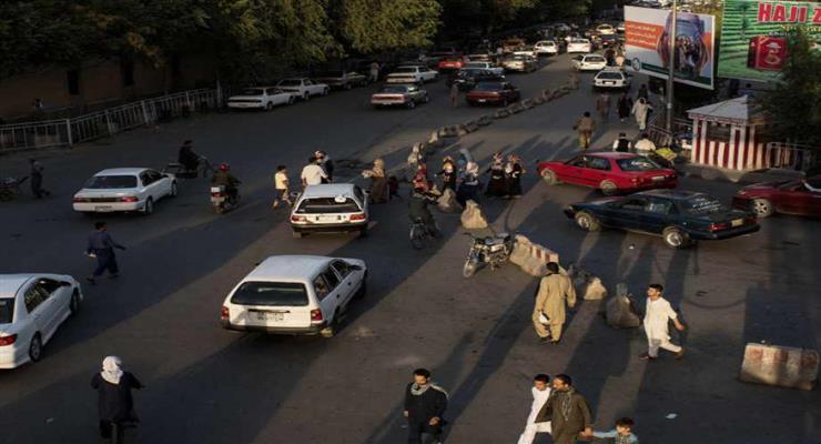 аеропорт Кабула відкривається для внутрішніх рейсів