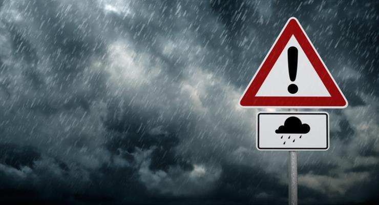 немецкий турист стал жертвой проливных дождей в Испании