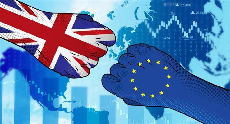 британські виробники втратили 2 мільярди фунтів через скорочення експорту в ЄС