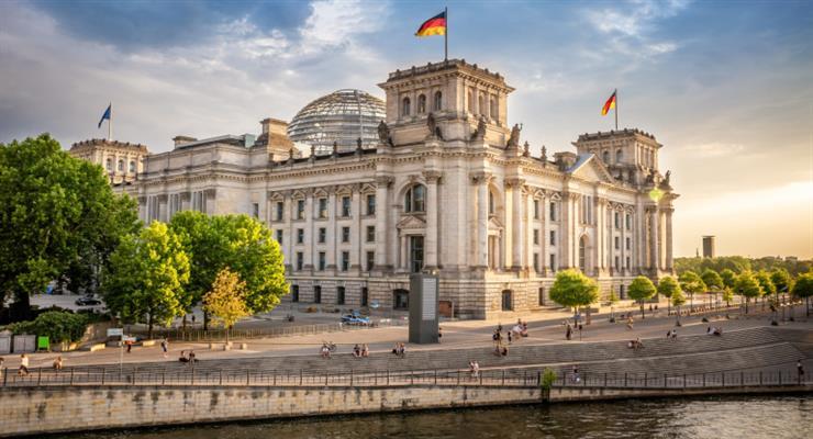 афганський мігрант напав на двох людей з ножем в парку Берліна
