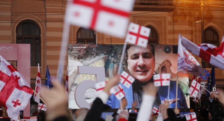 Саакашвілі приїде до Грузії на місцеві вибори