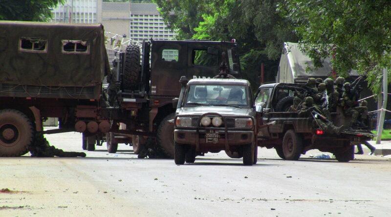 хунта в Гвінеї заборонила міністрам залишати країну