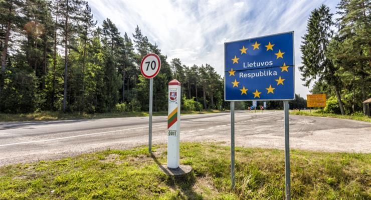 Чехія передасть Литві 530 тисяч євро на зміцнення кордону