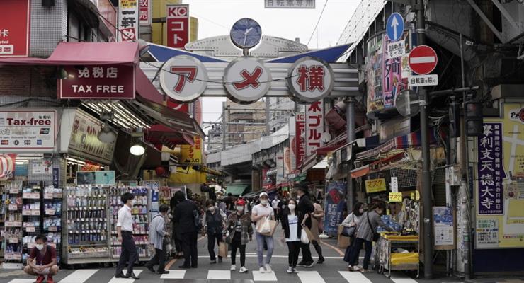 Японія знову продовжує надзвичайний стан через COVID-19