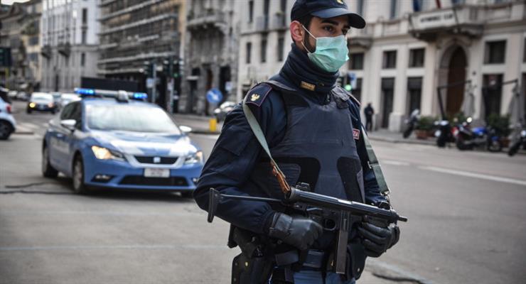 Сомалійський чоловік затриманий за напад з ножем на п'ятьох людей в Італії