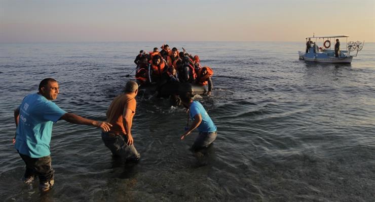 тільки кожен п'ятий нелегальний мігрант, який прибув до Європи, повертається в свою країну