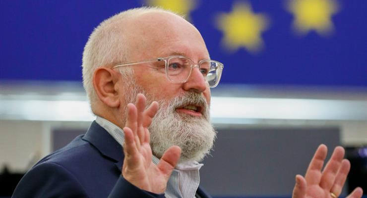 рекордные цены на электроэнергию ускорят «зеленый переход» в ЕС