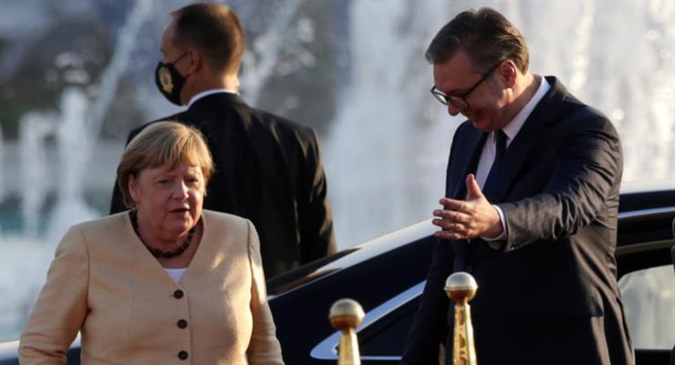 Меркель: інтеграція Західних Балкан - абсолютна необхідність