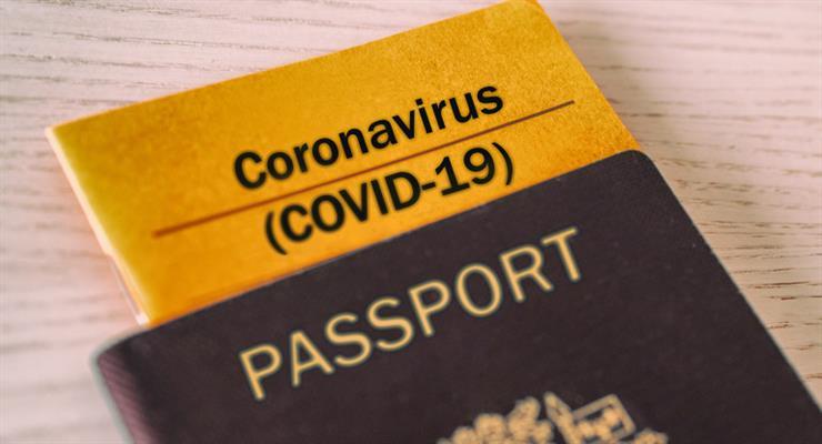 Украина вводит паспорта вакцинации