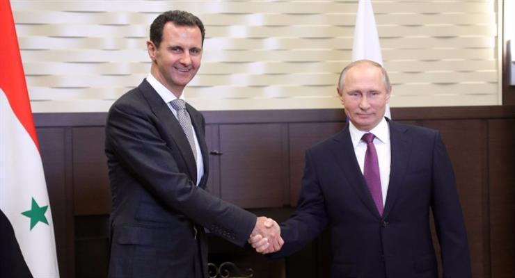 Путін розкрив головну проблему Сирії