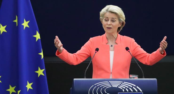 фон дер Лайен обещает ЕС бороться с «пандемией непривитых»