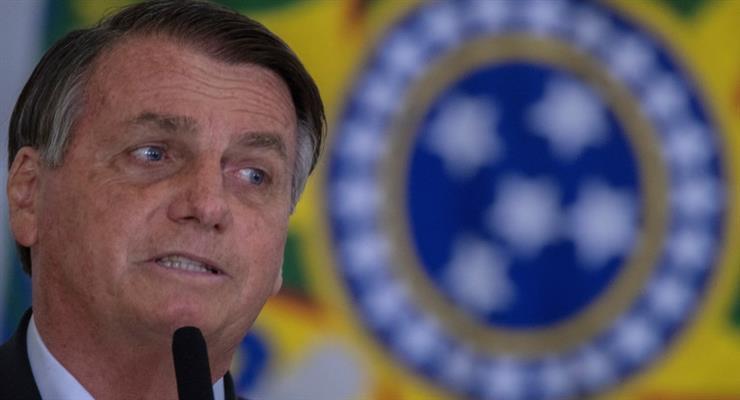 Болсонару загрожує демократії в Бразилії